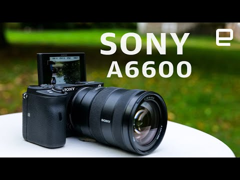 External Review Video G8ph6I6ShNk for Sony A6600 (ILCE-6600) APS-C Mirrorless Camera