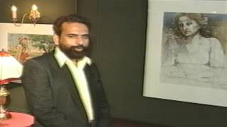 Moazzam Ali Art Exhibition Newman Center Toronto Canada