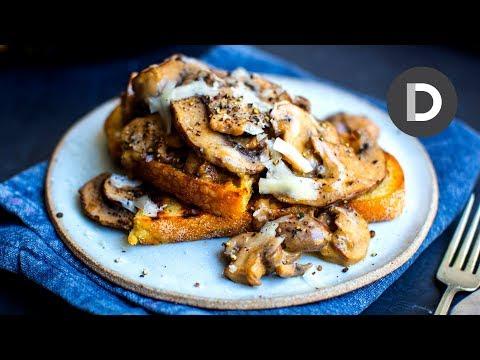 3 X Comfort Food Toast Recipes!