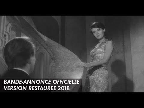 L'ANNEE DERNIERE A MARIENBAD - Version restaurée 4K - Bande-annonce