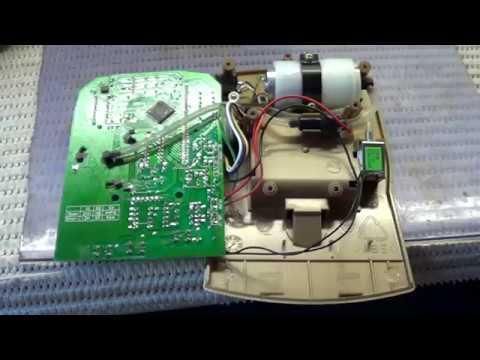 Тонометр не накачивает воздух виновник электроклапан