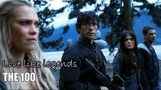 The 100- Live Like Legends (+S3)