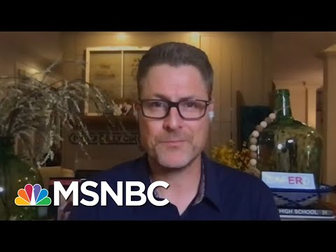 ER Doc: Trump Should Read The Book 'How To 'Rona' By Science | The 11th Hour | MSNBC