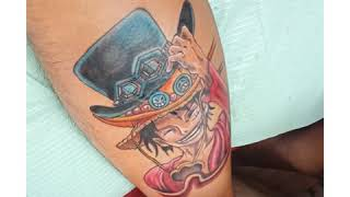 Tattoos De One Piece Th Clip