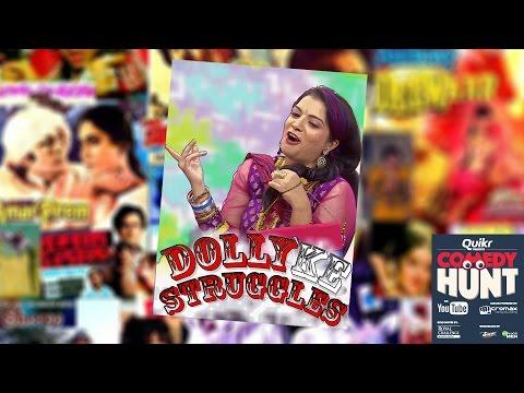 Dolly Ke Struggles   Comedy Hunt