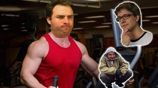 Day9's BLOODY Gym Story! Kripp & Savjz Talk About ARTIFACT (new game) - Hearthstone
