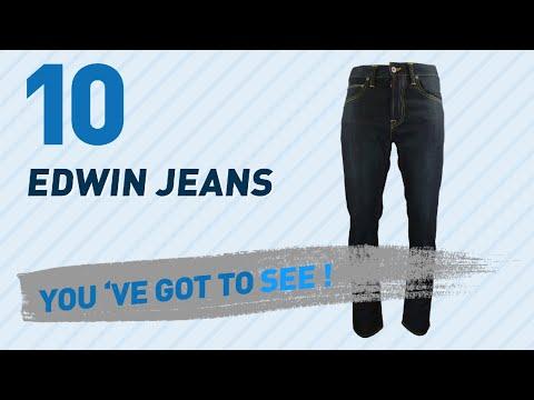 Edwin Jeans For Men // UK New & Popular 2017