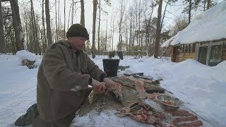 Охотничий и рыболовный туризм на алтае