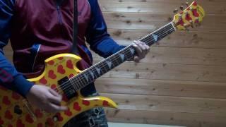 X JAPAN Dahlia Guitar Cover Hide Part Last Live Ver. HD