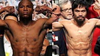 Флойд Мэйвезер vs Мэнни Пакьяо. Бокс. (02.05.2015) Floyd Mayweather, Jr. vs. Manny Pacquiao