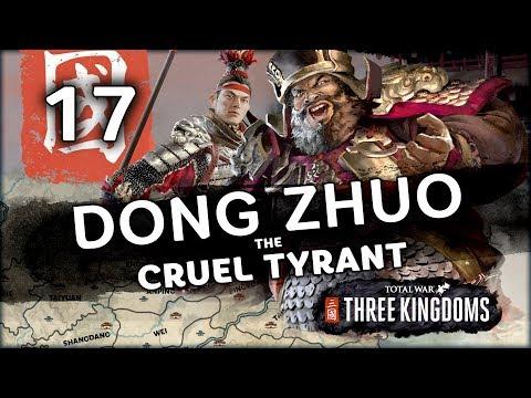 Lu Bu's Chinese Blitzkrieg | Total War: Three Kingdoms (Dong Zhuo Campaign) #17