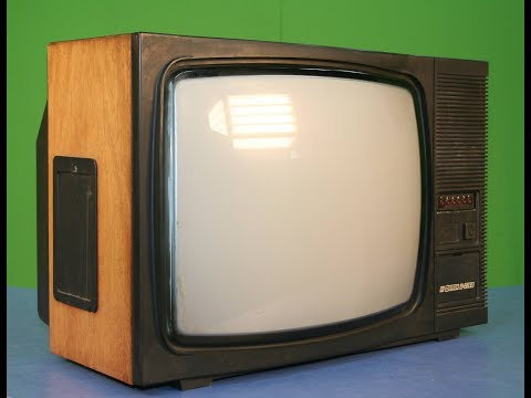 Разбор телевизора ФОТОН Ц 276Д
