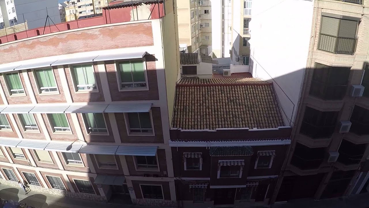 Single Bed in Spacious rooms in luminous exterior apartment in Benimaclet location