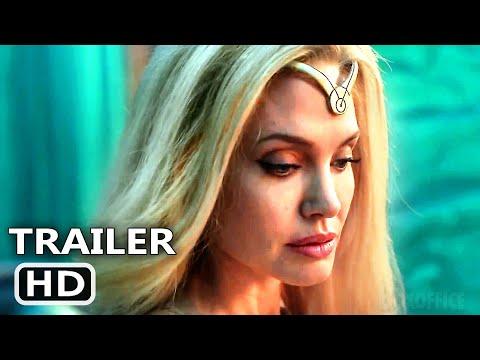 ETERNALS Official Trailer (2021)