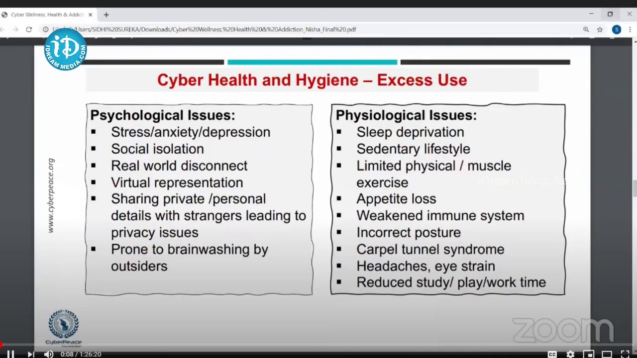 LIVE Webinar On Cybercrimes & Punishments - #e-Rakshabandhan