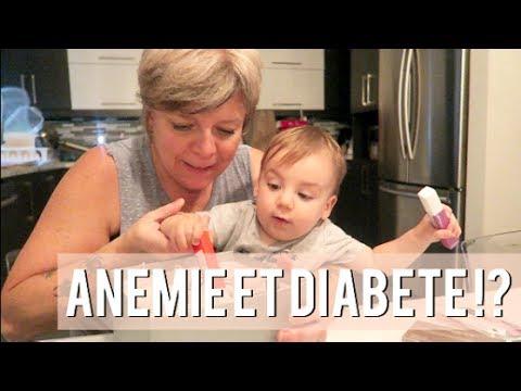 Il semble que les vidéos de diabète