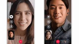 Google Duo Low Light Demo