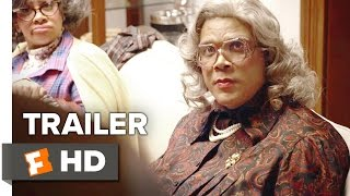 Boo A Madea Halloween Official Trailer 1 2016  Tyler Perry Movie