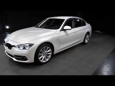 BMW 3-SARJA 318d Tbo A F30 Sedan SportLine, Sedan, Automaatti, Diesel, 771698