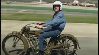 Jay Leno's 1918 Pope Motorcycle