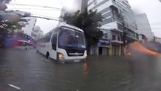 Тайфун в Нячанге, последствия. 18.11.2018