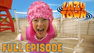 Lazy Town | The First Day of Summer | Full Episode