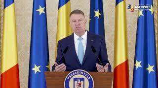Iohannis: NATO este o alianţă militară de succes şi vom continua să lucrăm ca ea să fie şi mai puternică