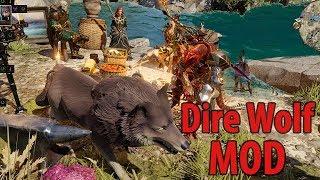 Dire Wolf MOD