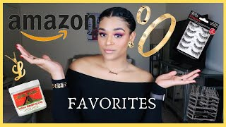 AMAZON FAVORITES | THINGS YOU DIDN'T KNOW YOU NEEDED + MUST HAVES AND BEST FINDS!