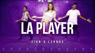La Player Bandolera - Zion & Lennox  Fitdance Life Coreografía Dance