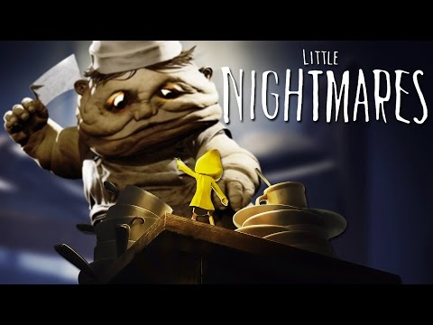 THEY WILL FIND YOU | Little Nightmares - Part 1