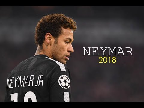 Neymar Jr. - Sublime Skills & Goals - PSG | 2018