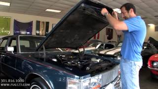 1979 Cadillac Seville Sedan For Sale With Test Drive, Driving Sounds, And Walk Through Video