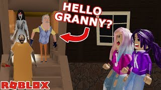 THE NEIGHBOR MOVES IN WITH GRANNY?! / Roblox: Hello Granny