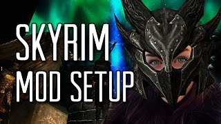 REALISM AND IMMERSION MODS - SKYRIM PC