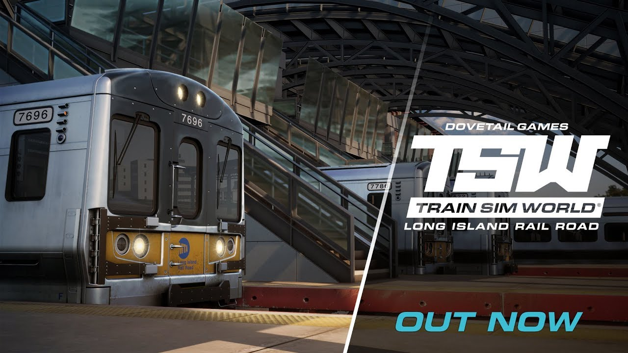 Train Sim World®: Long Island Rail Road: New York - Hicksville Route Add-On video 1