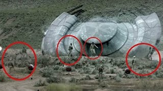 👽 НЛО десант в Бразилии - видео очевидцев 2018 (UFO)