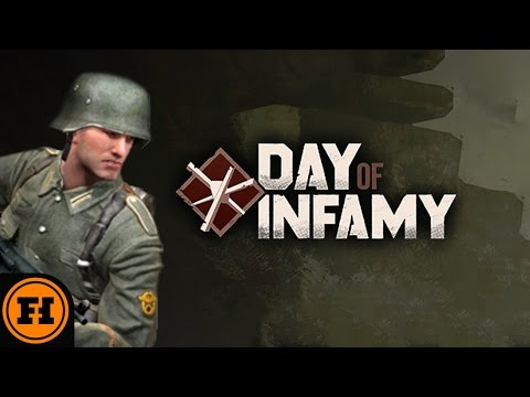 Let's Play - Day of Infamy Starring Funhaus