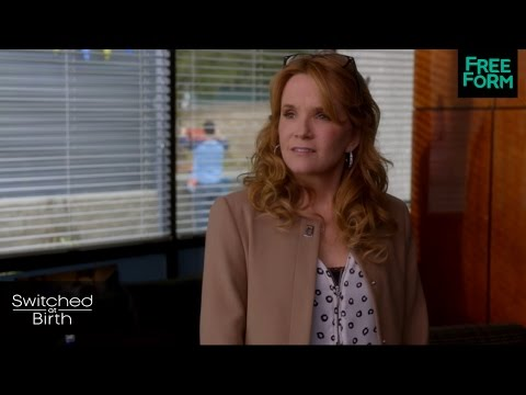 Switched at Birth 4.14 (Clip 'Kennish Fan')