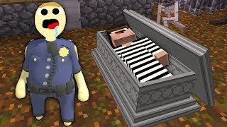 Коп Нуб раскопал могилу Преступника Нуба пластилиновый человечек спустя 1000 лет в Майнкрафт !