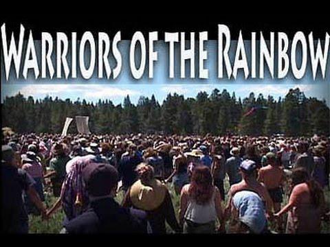 RAINBOW GATHERING (part 3) Warriors of the Rainbow: The Movie