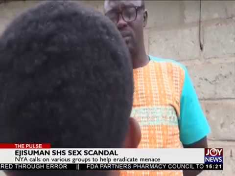 Ejisuman SHS Sex Scandal - The Pulse on JoyNews (4-4-18)