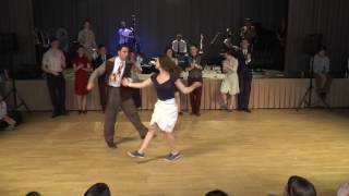 Warsaw Collegiate Shag Festival 2016 - Teachers Introduction