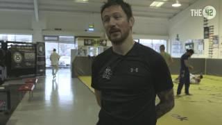 A tour of the SBG Ireland gym with John Kavanagh