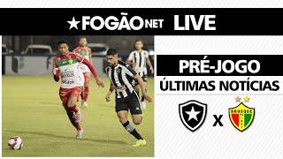 LIVE | Botafogo x Brusque | 31ª rodada da Série B-2021 | Últimas notícias 📰🔥