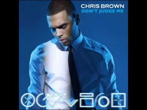 Chris Brown - Don't Judge Me Instrumental Studio Version