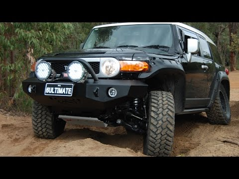 Ultimate 4WD try the new LED215