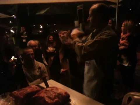 Chris Lilly's Pork Shoulder Barbecue