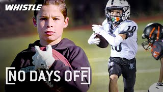 11-Year-Old UNSTOPPABLE Football Stud