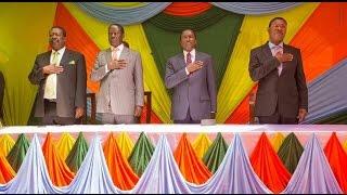 Nasa chiefs sign coalition pact